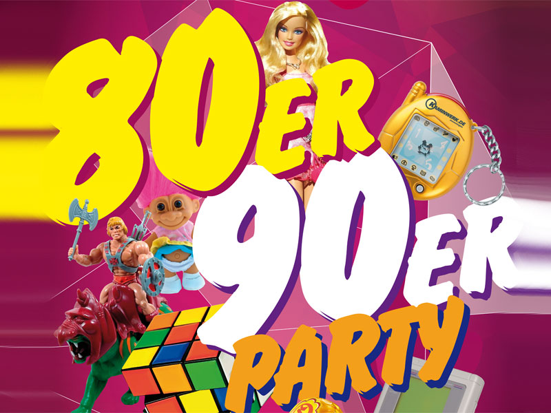for Accessoires 80er party
